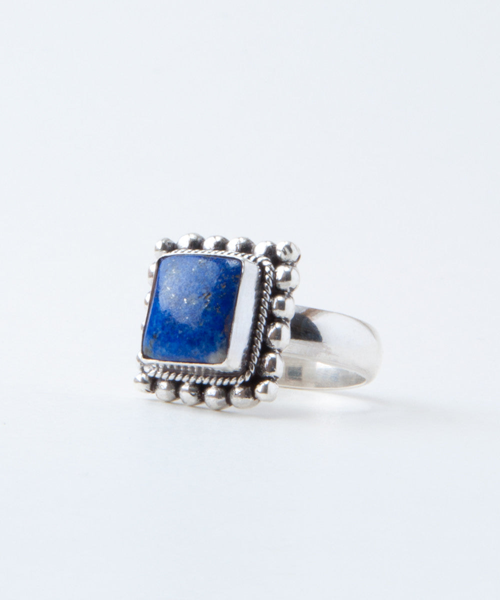 Free Bird Ring - Lapis
