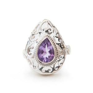 Enchantment Ring - Amethyst