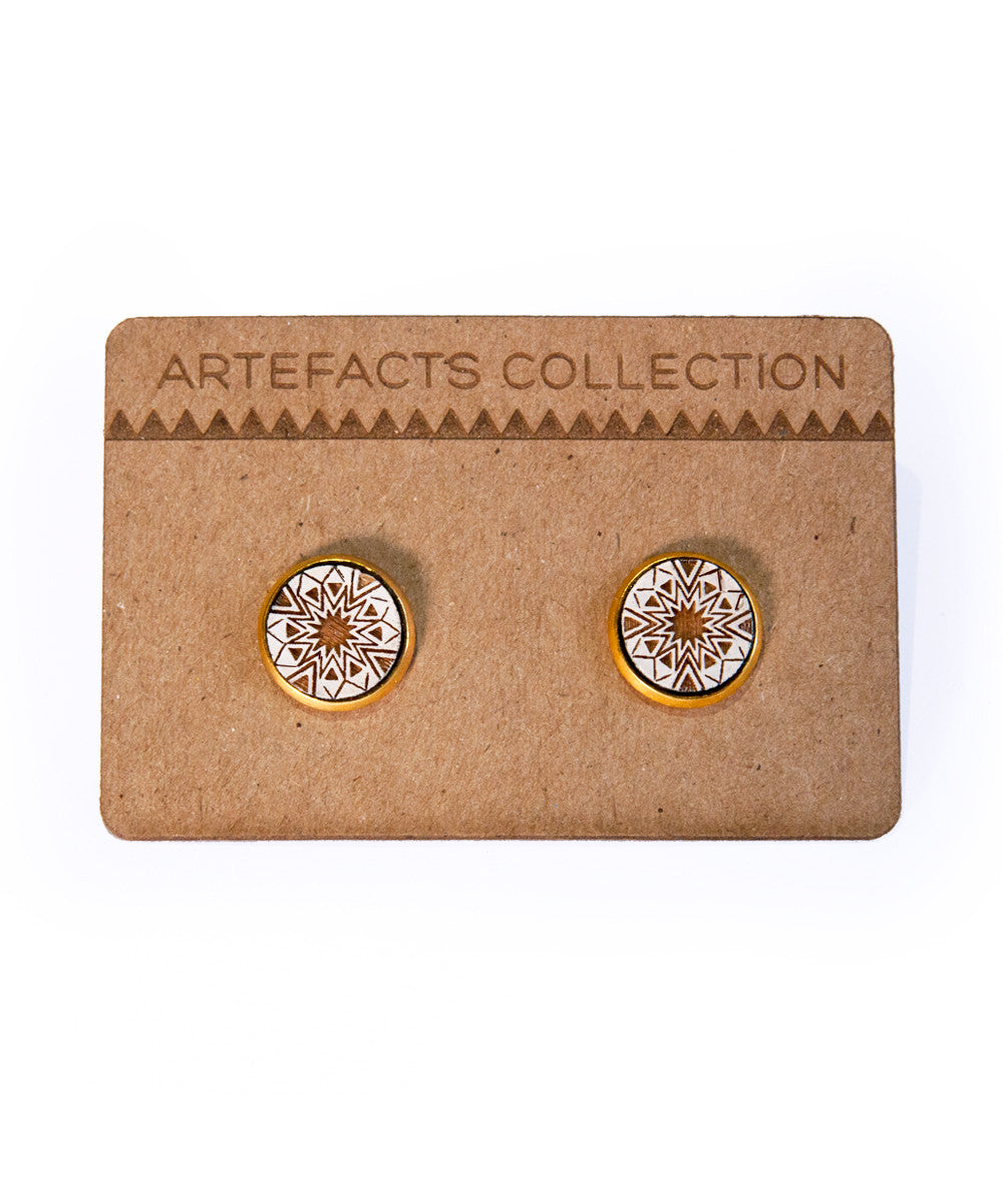 Geometrix Lasercut Earrings