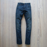 angle: camp  Raleigh Denim Workshop Jones thin fit, front view