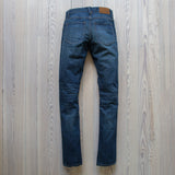 angle: camp  Raleigh Denim Workshop Jones thin fit, back view