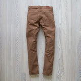 angle hover: doxin twill  A Raleigh Denim Workshop Jones pants in doxin twill