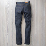 Jones: Selvage Raw  Organic Stretch