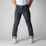 Jones: Selvage Raw  New American