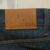 Alexander: Selvage Raw  New American