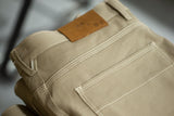 Jones Trouser: Selvage  Dune