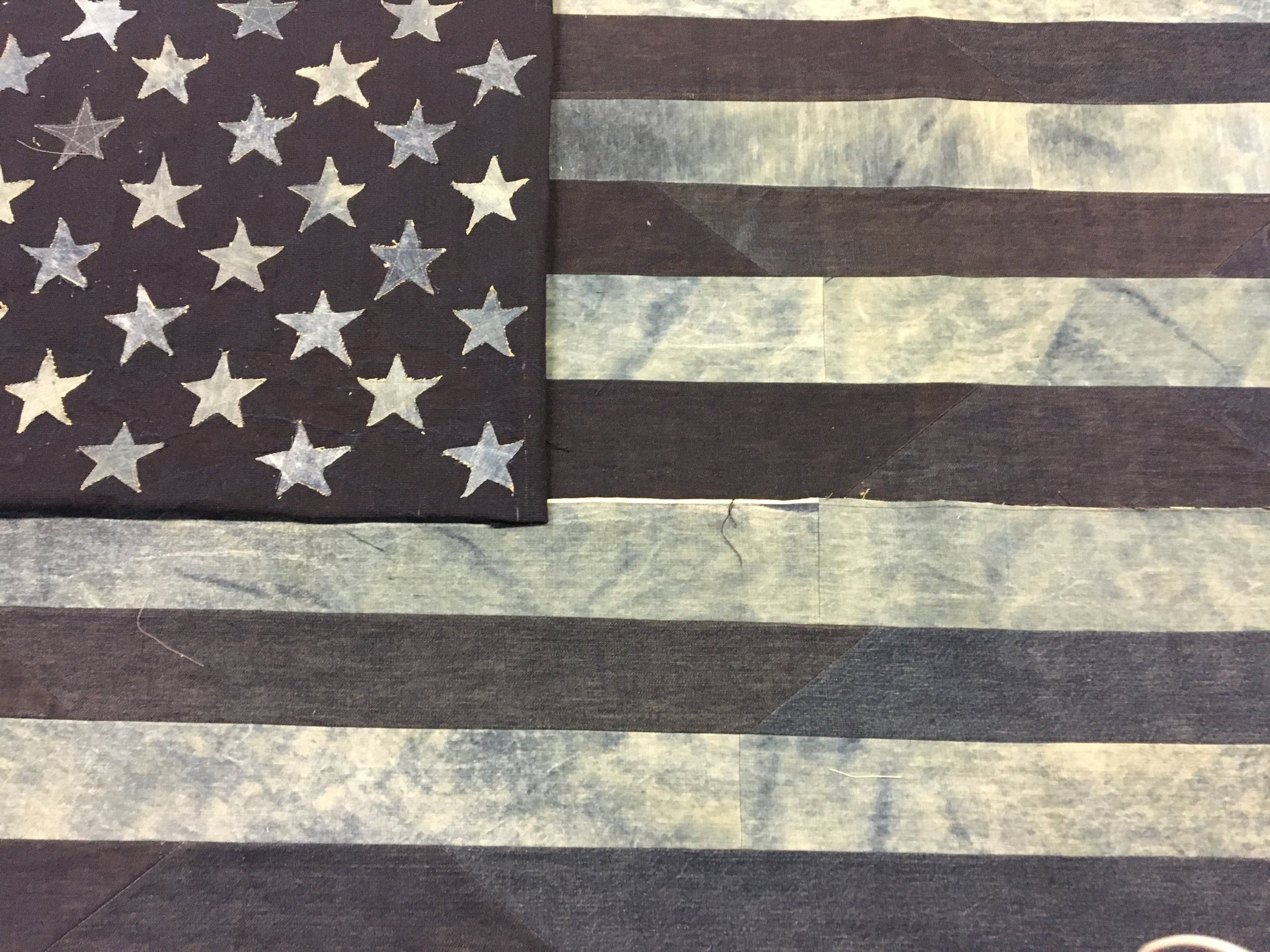 American Flag, by Victor + Sarah