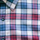 angle: jewel plaid
