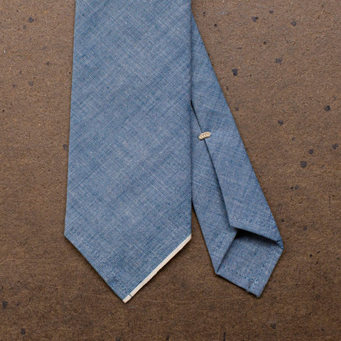 angle: Selvage Chambray