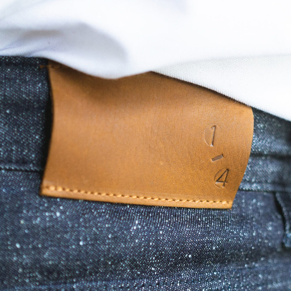 Jones: Raw Selvage  Nebula