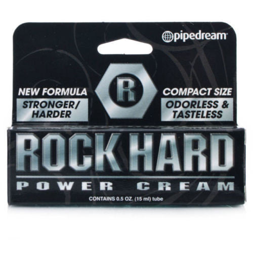 Rock Hard Power Cream - 15ml