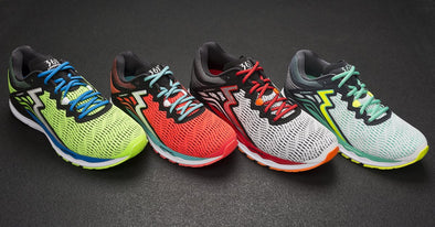 361° Spring 2018 Running Shoes