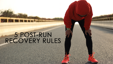 The 5 Post-Run Recovery Rules: Physical Therapist Approved!