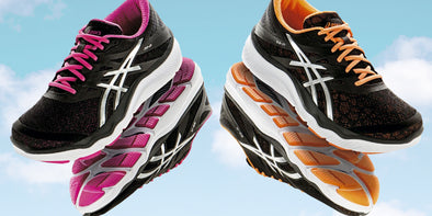 ASICS 33-M Running Shoe Overview: Asics Puts a Spin on Maximalism