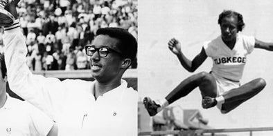 Black History Month: Running and Tennis Legends