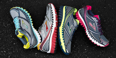 Brooks Ghost 6 Running Shoe Review - Video