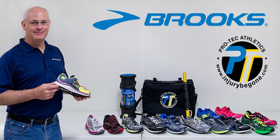 How Does Brooks Look at Running Shoes?