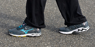 Mizuno Wave Inspire 10 Review: Amazingly Lightweight & Cushioned for a Stability Shoe