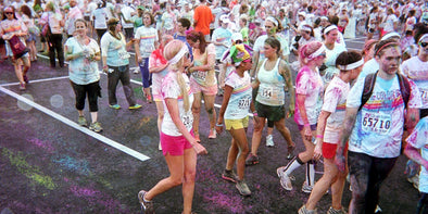 Color Run: Happiest 5k on the Planet