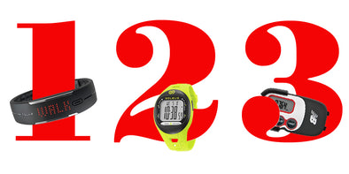 Fitness Trackers & Pedometers for Every Budget