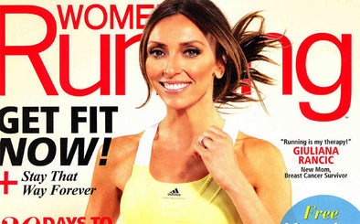 As Seen In... Stella McCartney Top on Cover of Women's Running