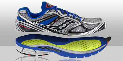 WATCH: Saucony Guide 7 Running Shoe Preview