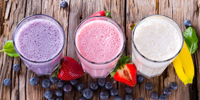 Great Tasting Fruit & Veggie Smoothies