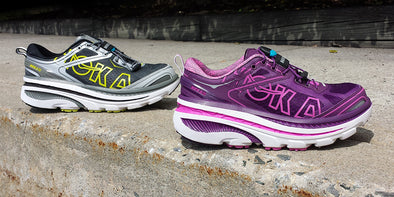 WATCH: Hoka One One Bondi 3 Running Shoe Overview