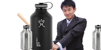 As Seen In... The Hydro Flask Passes Popular Mechanic's Abusive Lab Test