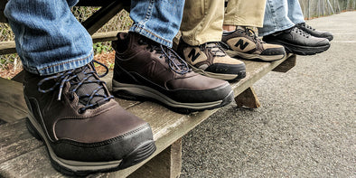 5 Unbelievably Comfortable Shoes for the Hardworking Man