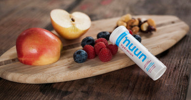 Why I Love Nuun Hydration