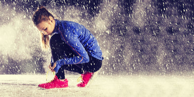 How to Run Safely in Snowy, Icy Conditions