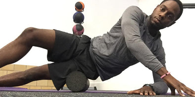Three Foam Roller Exercises You Should Be Doing