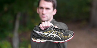 WATCH: ASICS GEL-Kayano 20 Running Shoe Review