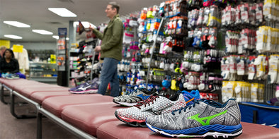 Just in Time for Nicer Weather... New Mizuno Running Shoes Inspire You to Get Outside
