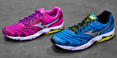 Mizuno Wave Sayonara Running Shoe Review & Mizuno Wave Sayonara Video Review