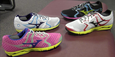 Mizuno Wave Hitogami -- from Kabuki Theatre to a Shoe Evolution (Video)