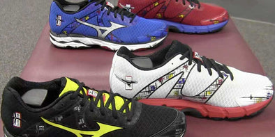 Mizuno Wave Inspire 10 Running Shoe Preview (Video)