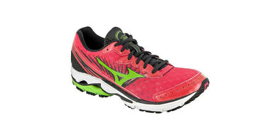 Mizuno Wave Rider 16 Running Shoes: Support for When You're Standing Around and Around and Around