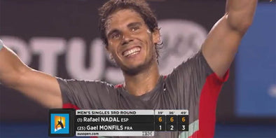 Australian Open 2014 Highlights from Week 1