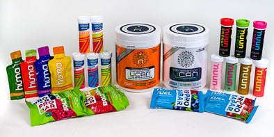 Review of Healthy Sports Nutrition and Energy Items