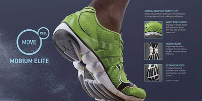 Puma Mobium Adapts to Your Foot