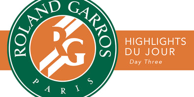 French Open 2014 Highlights Du Jour: Day 3