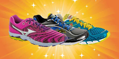 Runner's World 2013 Award Winning Shoes