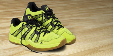 Salming Race R1 2.0 Squash Shoes Offer High-Performance Technology for Better Play and (hopefully) Fewer Injuries