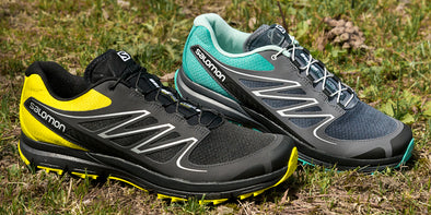 Salomon Sense Mantra 2 Running Shoes Overview
