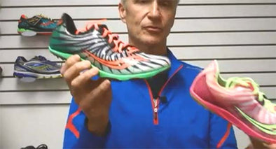 Cross Country Spikes Preview Videos: New 2013 Saucony Running Shoes