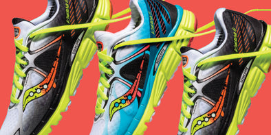 WATCH: Saucony Kinvara 6 Video