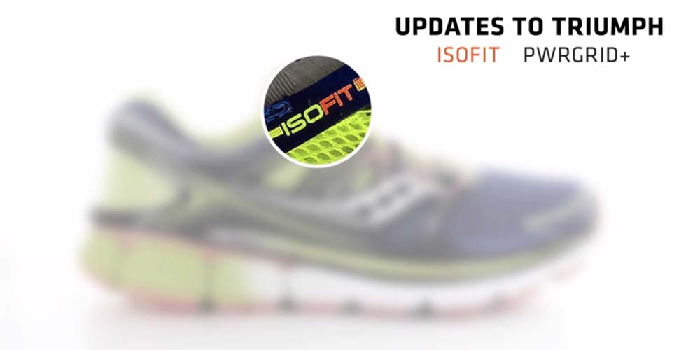 WATCH: Saucony Triumph ISO Running Shoes Preview – Holabird