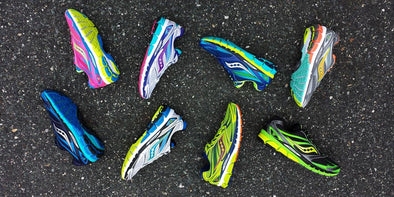 Saucony Guide 8 Running Shoe Preview